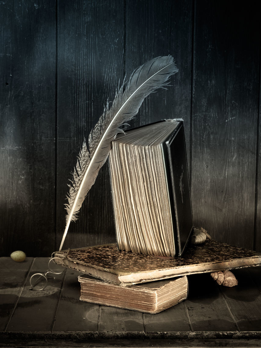 The Book of Quills
